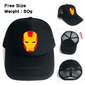 Картинка товара Iron Man Hat Baseball кепка (248468) превью