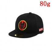 Картинка товара Iron Man Black Hip hop Hat Baseball кепка 80гр (248521) превью