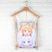 Картинка товара Kobayashi-san Chi no Maid Comedy Backpack Bag (250239) превью