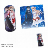 Картинка товара Sword Art Online Glasses Case and Glasses Cloth Set-958489075 превью