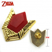 Картинка товара The Legend Of Zelda Game Cufflinks запонки по аниме-958495485 превью