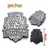 Картинка товара Harry Potter Cufflinks запонки по аниме Brooch-958495531 превью