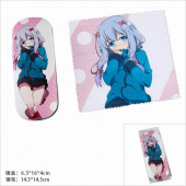 Картинка товара Eromanga Sense Izumi Sagiri Glasses Case and Glasses Cloth Set-958489074 превью
