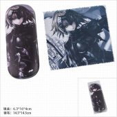 Картинка товара Fate Grand Order Alter Glasses Case and Glasses Cloth Set-958489071 превью