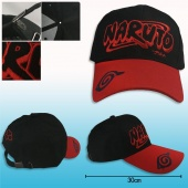 Картинка товара Naruto Online Black and Red Baseball Hat кепка (254014) превью