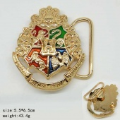 Картинка товара Harry Potter Golden Color FashionBelt Fastener Buckle (270137) превью