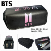 Картинка товара K-POP BTS Bulletproof Boy PU пенал-958498602 превью