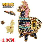 Картинка товара Fortnite Game Cufflinks запонки по аниме Brooch-958495489 превью