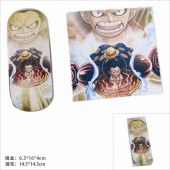 Картинка товара One Piece Luffy Glasses Case and Glasses Cloth Set-958489080 превью
