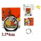 Картинка товара Pokemon Charmander Phone Stand кольцо Phone Holder (259591) превью