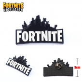 Картинка товара Fortnite Game Cufflinks запонки по аниме Brooch-958495487 превью